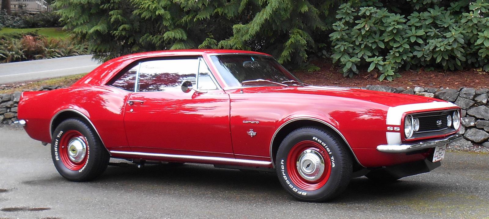 1st Generation 1967 69 Pacific Northwest Camaro Club