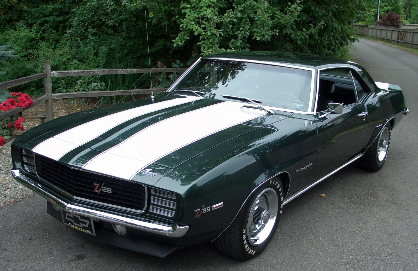 1969 Camaro Ss Wallpaper >> 1st Generation (1967 – 69) – Pacific Northwest Camaro Club