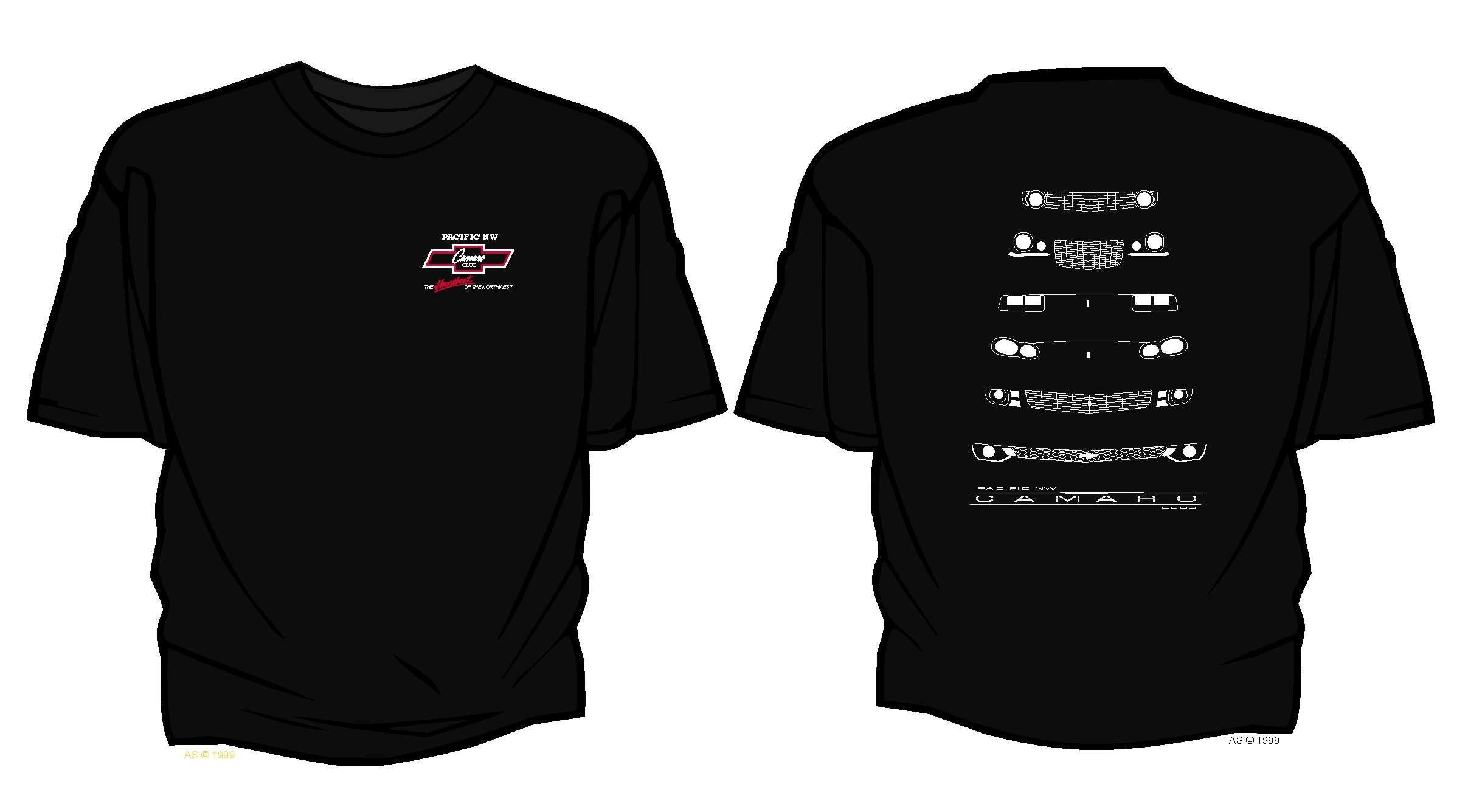 2015 PNWCC T-Shirt