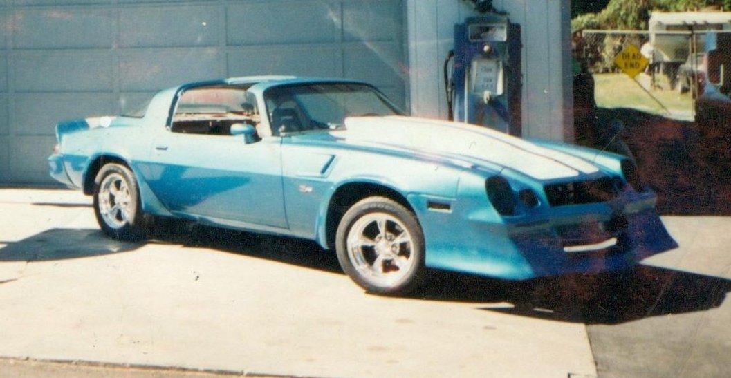 Gen2-1979 Z28 RS - Mike W